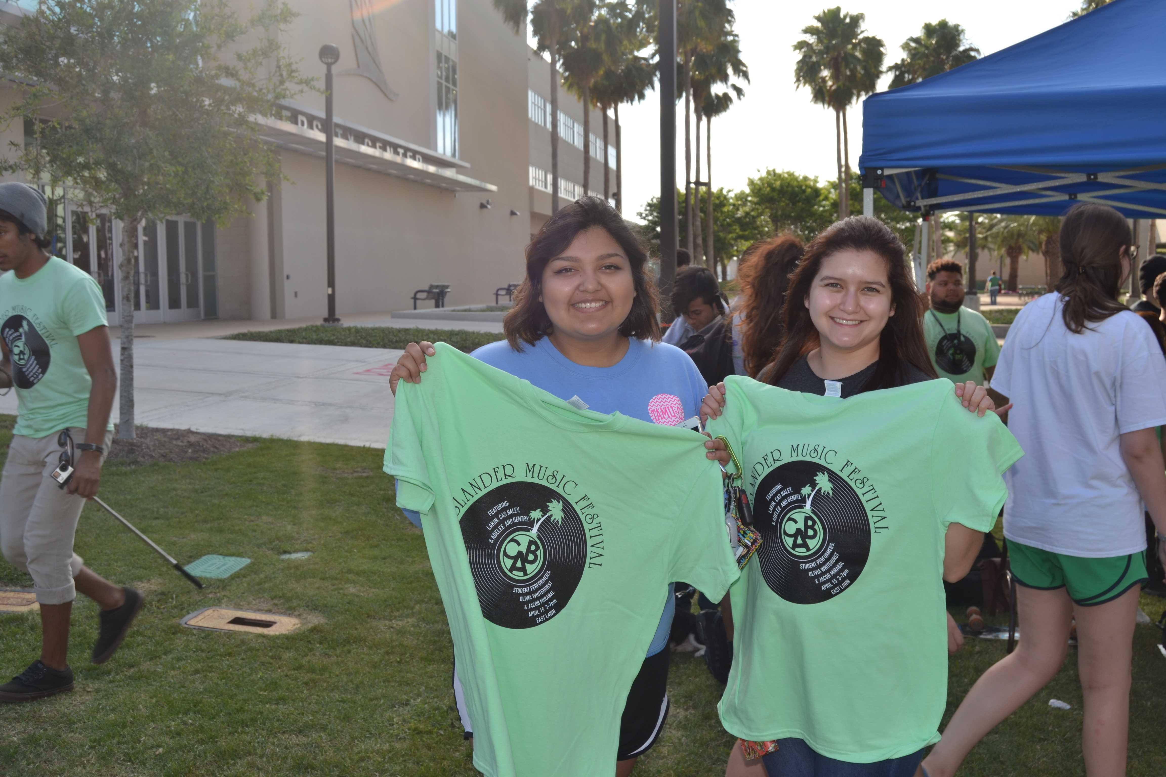 University hosts music festival for students