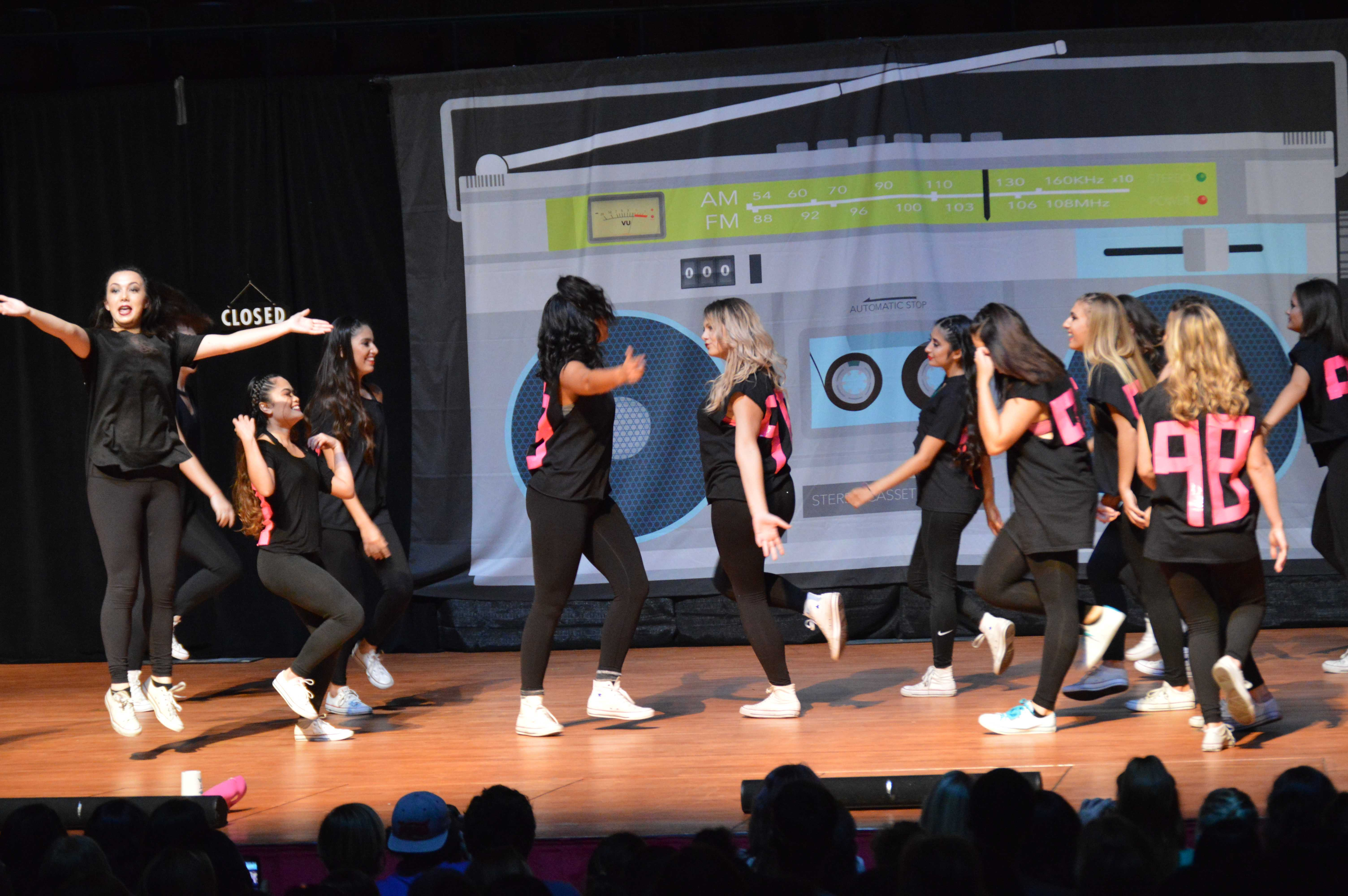 The Stage Dance Group outshine others