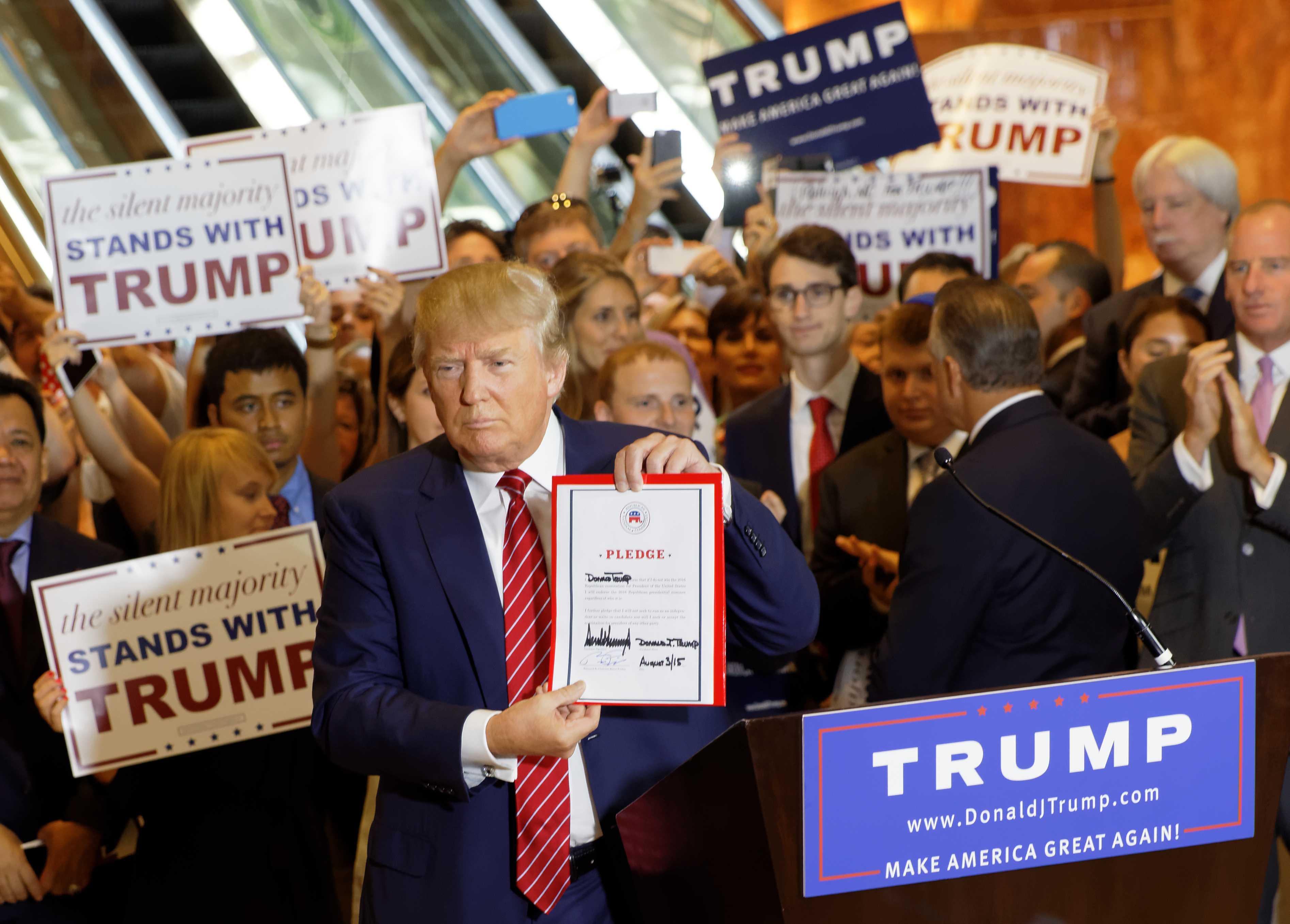 Latino views on president-elect Donald Trump
