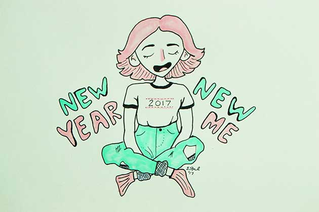Fresh look on new year remains important