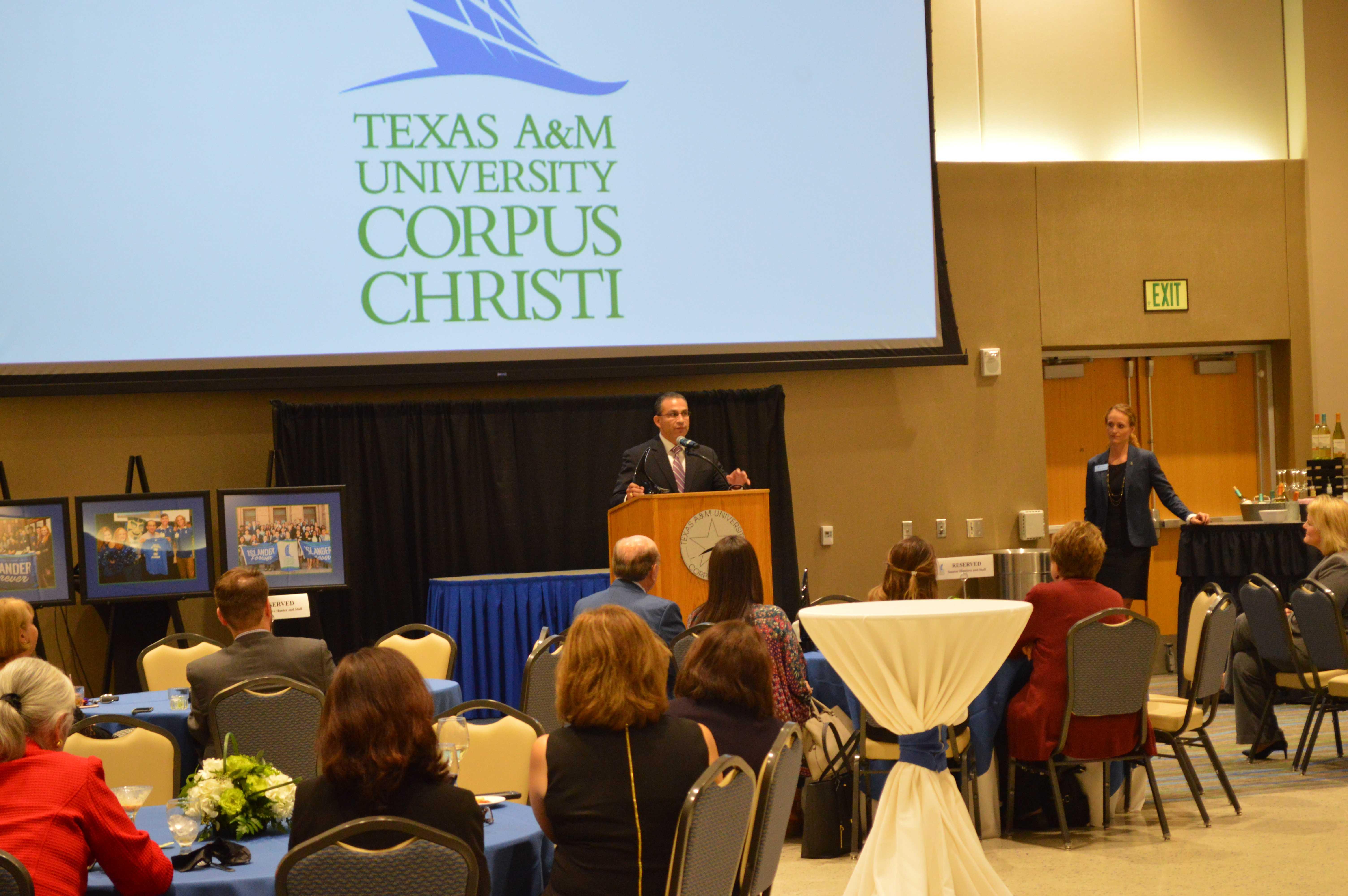 University Honors Costal Bend State Legislators at Appreciation Reception