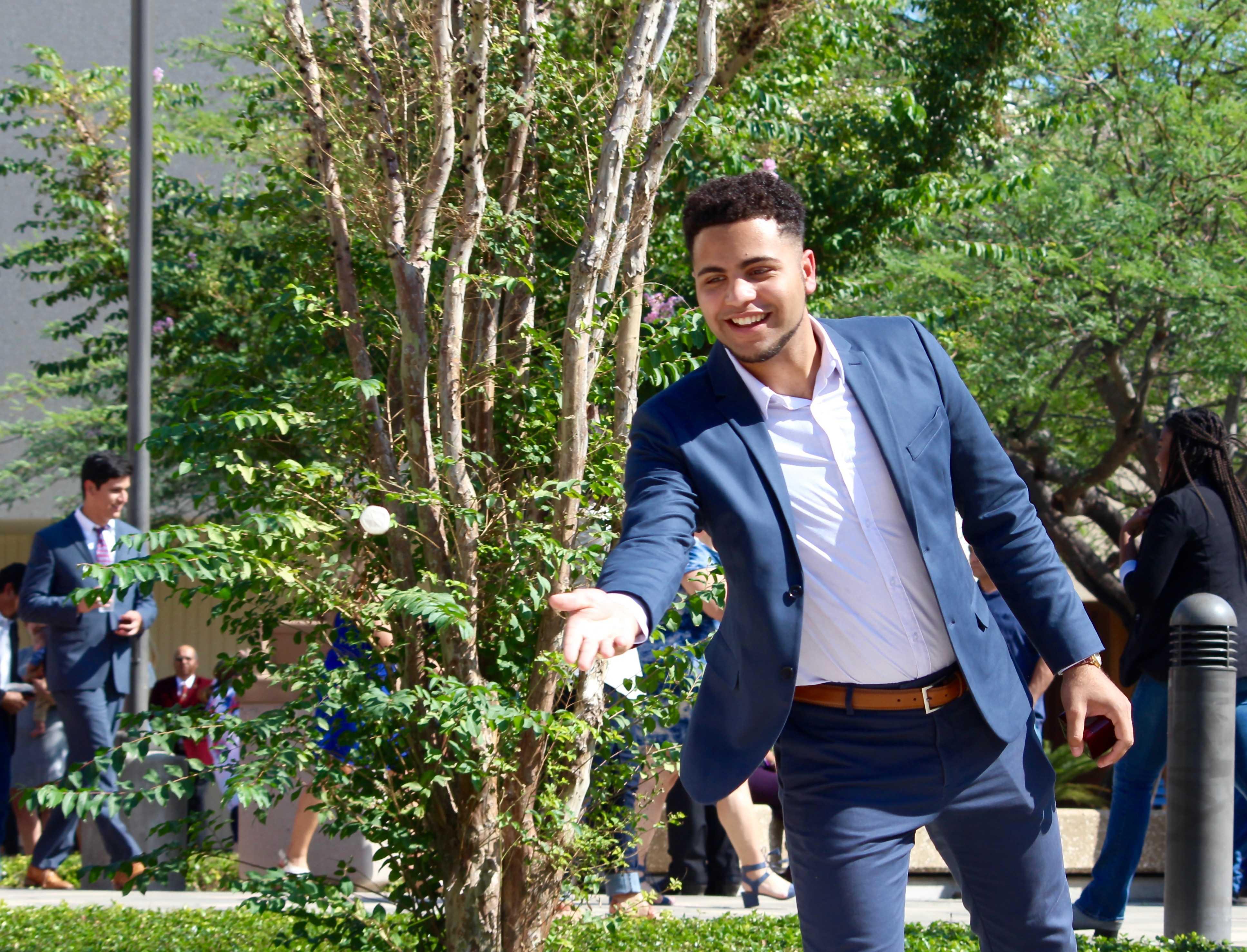 Islander Ring Ceremony commemorates student efforts
