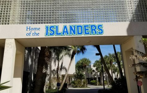 Island University upgrades over break