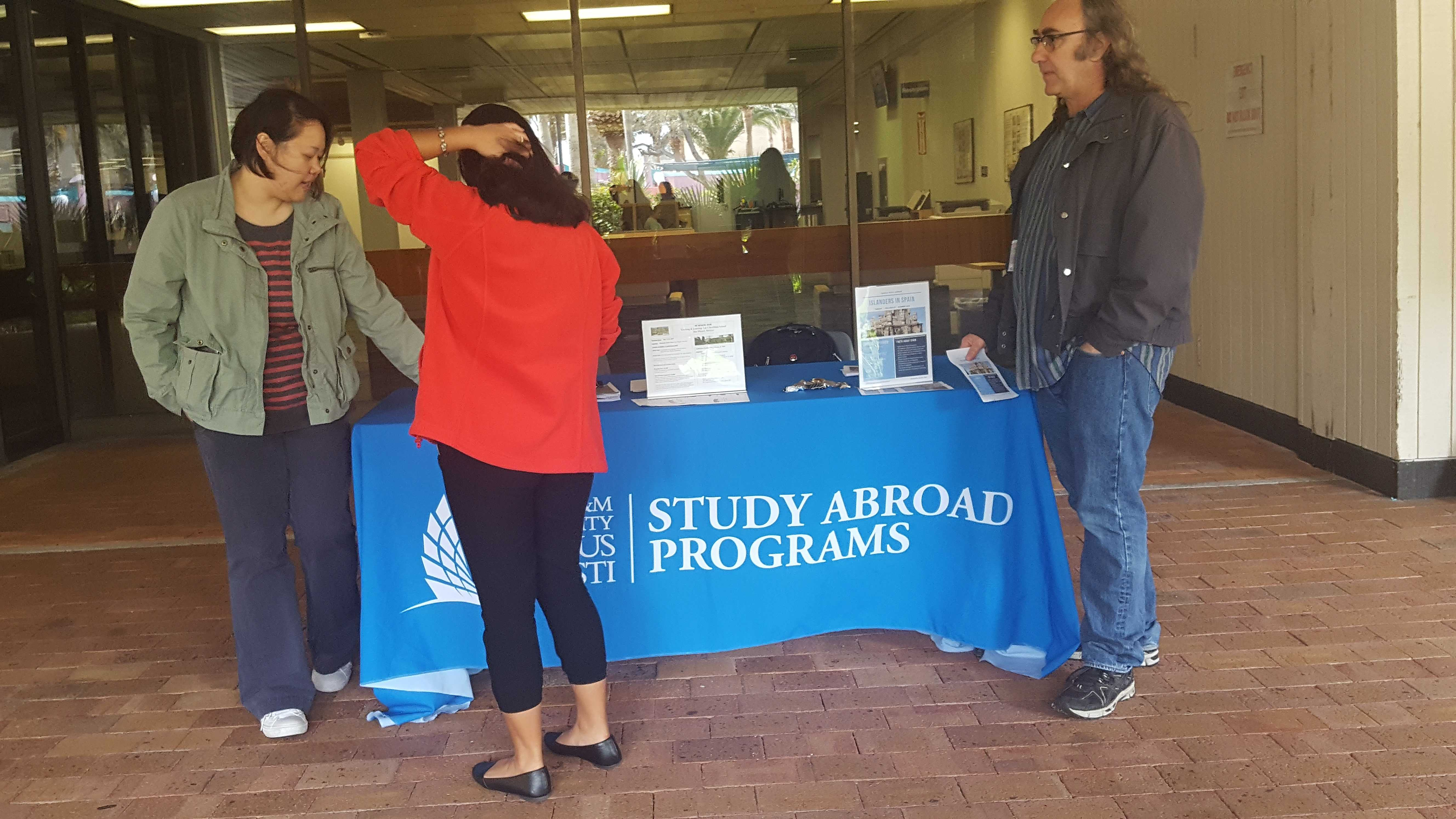 Studying abroad opportunity this summer