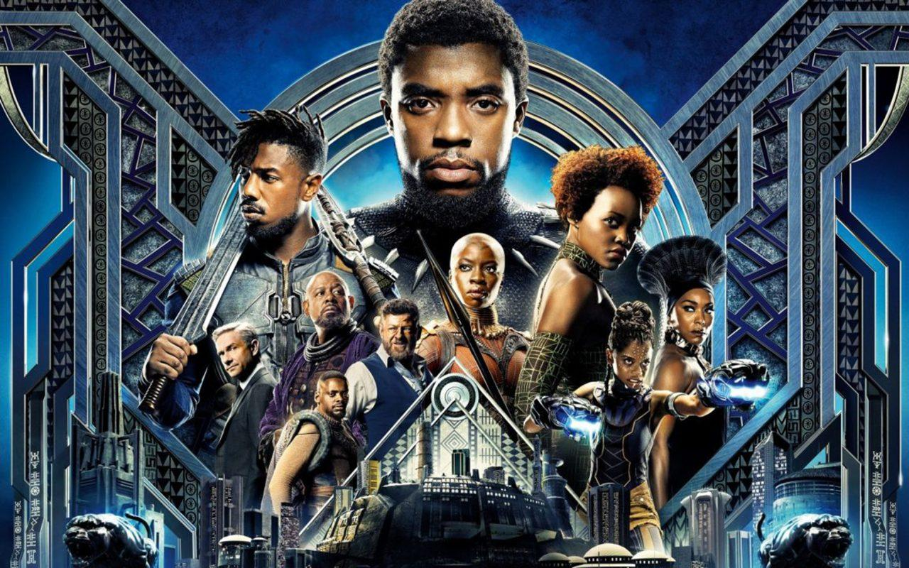 LONG LIVE T'CHALLA!!!!!! BLACK PANTHER MOVIE REVIEW