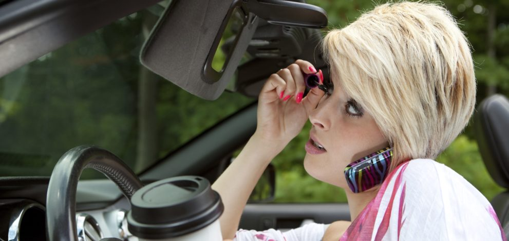 """Distracted driving isn't just a """"teen issue"""""""