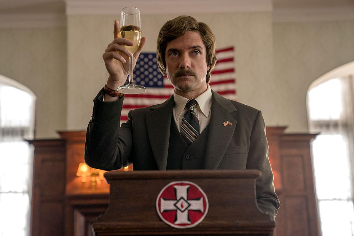 Spike Lee's Blackkklansman: movie review