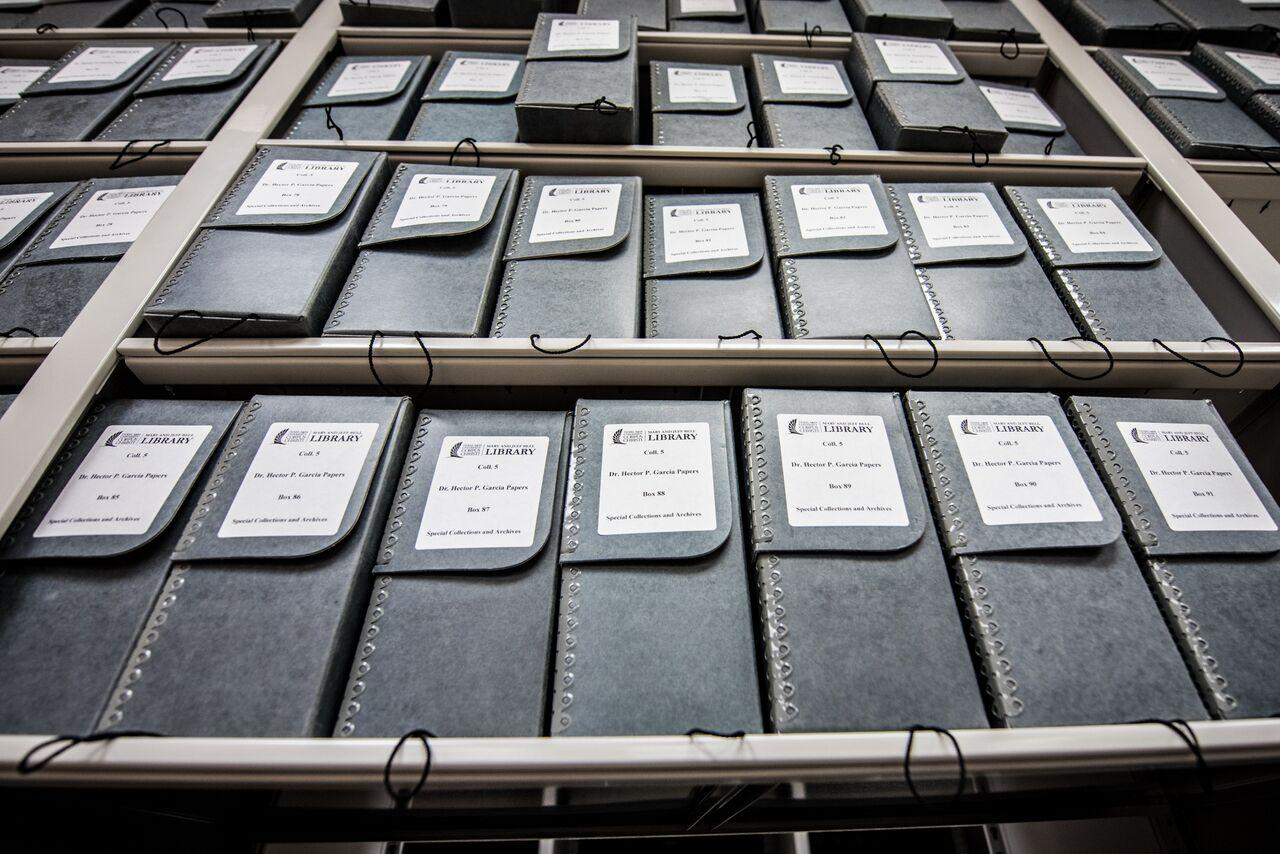 TAMU-CC collects historical family documents during History Harvest