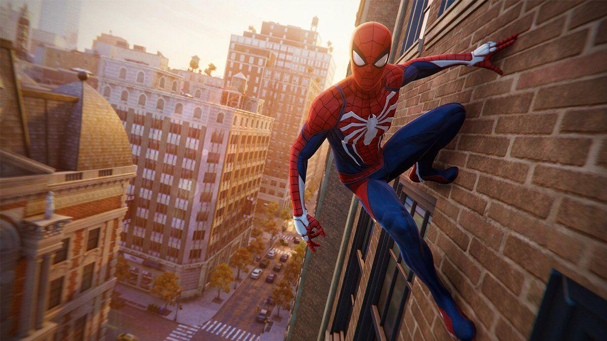 Doing whatever a spider can never looked and played so good