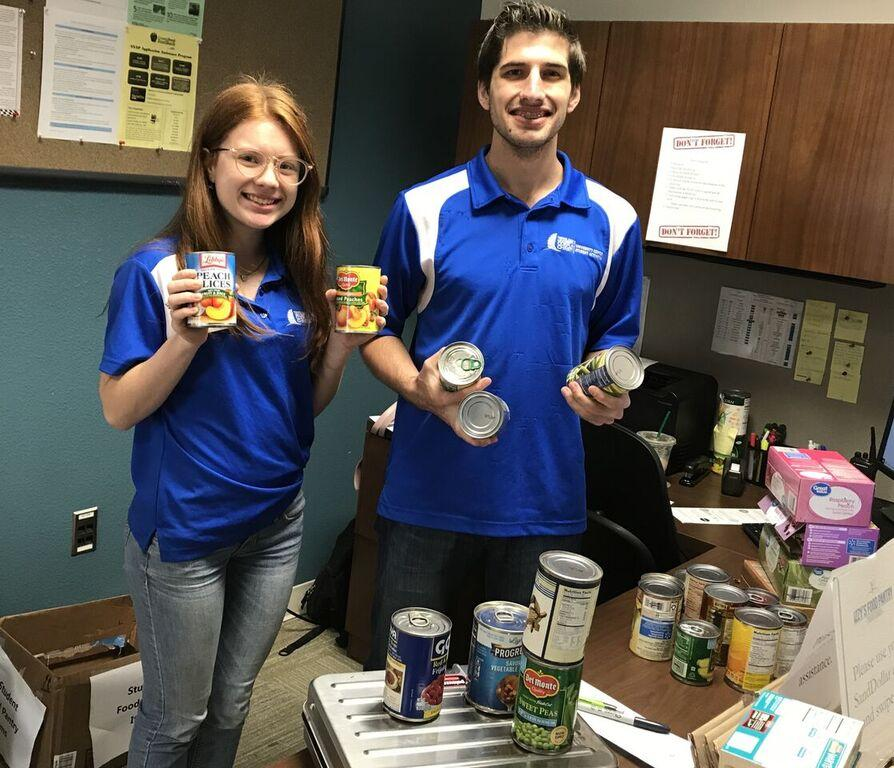 Izzy's Food Pantry asking for donations during Hunger Action Awareness Month