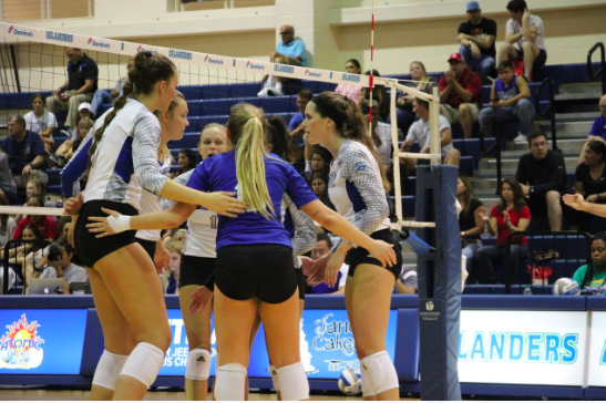 Lady Islanders take an amazing win over UIW