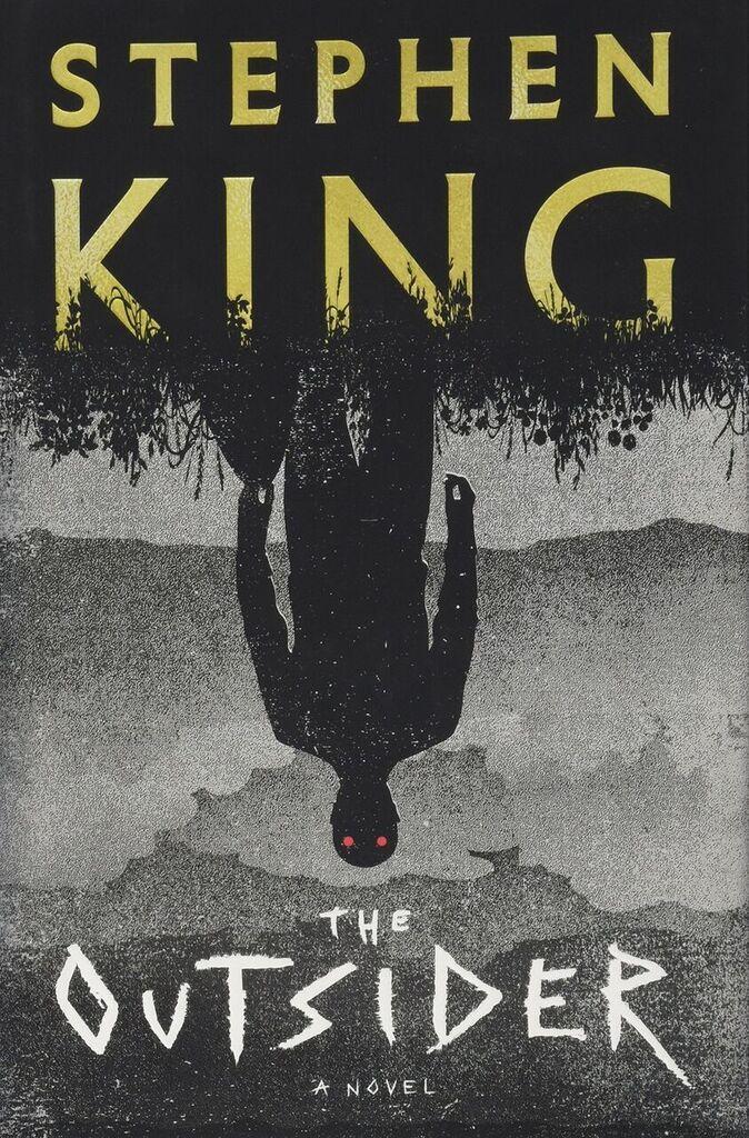 """""""The Ousider"""" is Stephen King's latest novel. Image courtesy of Amazon.com"""