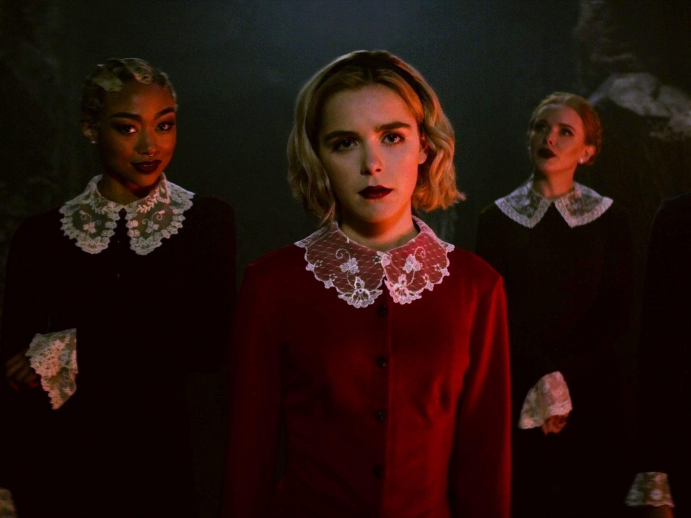 Sabrina Spellman. Image courtesy of Wires.com