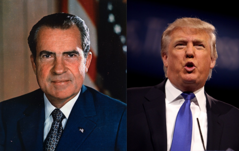Trump and Nixon: presidents vs. the media
