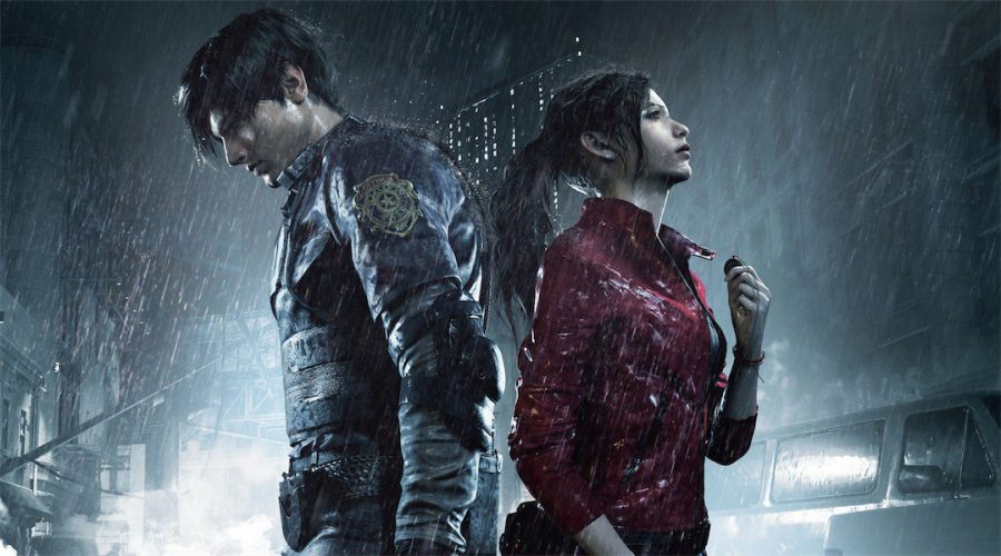 Image courtesy of Gamesrant.com. Resident Evil 2 has you take control of Leon S. Kennedy and Claire Redfield as they fight to survive in Raccoon City after a zombie outbreak. The original was released on Playstation back in Jan. 21, 1998.