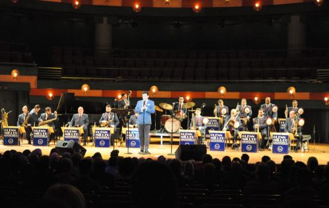The Glenn Miller Orchestra gives a jaw dropping performance