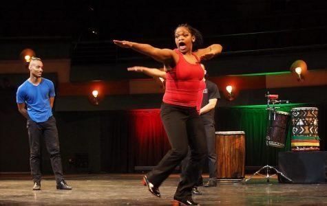 TAMU-CC hosts Step Afrika!