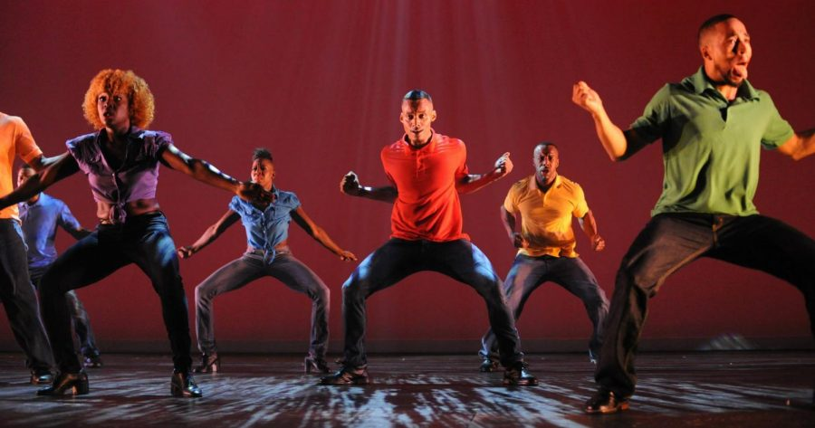 Photo from goartivate.org) - Step Afrika! will be performing in the Performing Arts Center for the first time this year at 7 p.m. Tuesday, Feb 26 in celebration of Black History Month.