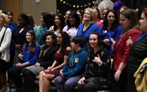 Women's history month celebration
