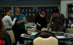 Women's History Month kicked off with a feminist zine panel and workshop