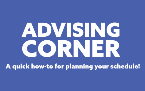 Advising Corner: mark your calendars for these important dates