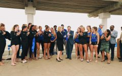 Corpus Christi takes another step into the college town role with the opening of the Islanders Pavilion and Courts