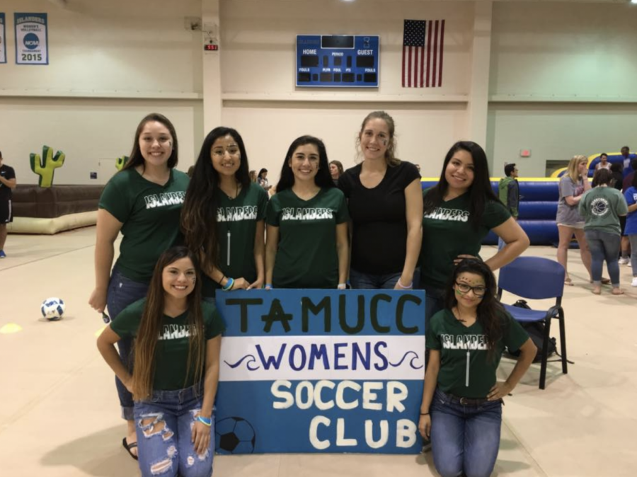 Club Spotlight: Women's Soccer Club