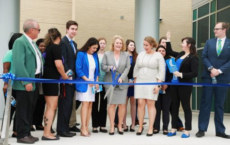 New sciences building Tidal Hall is now open