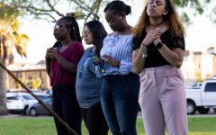 Christian organizations on campus joined together to celebrate Rez Week