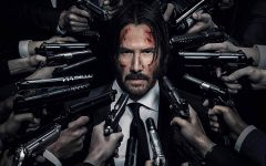"Third movie in ""John Wick"" franchise tops predecessors"