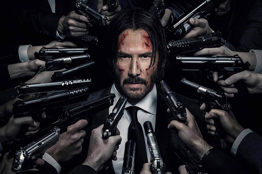 "Third movie in ""John Wick"" franchise tops predecessors"