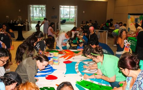 TAMU-CC alums host mural painting for Hispanic Heritage Month