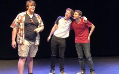 Islander Improv begins semester with back to school show