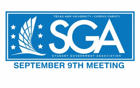 Senator's meeting recap: Sept. 9, 2019