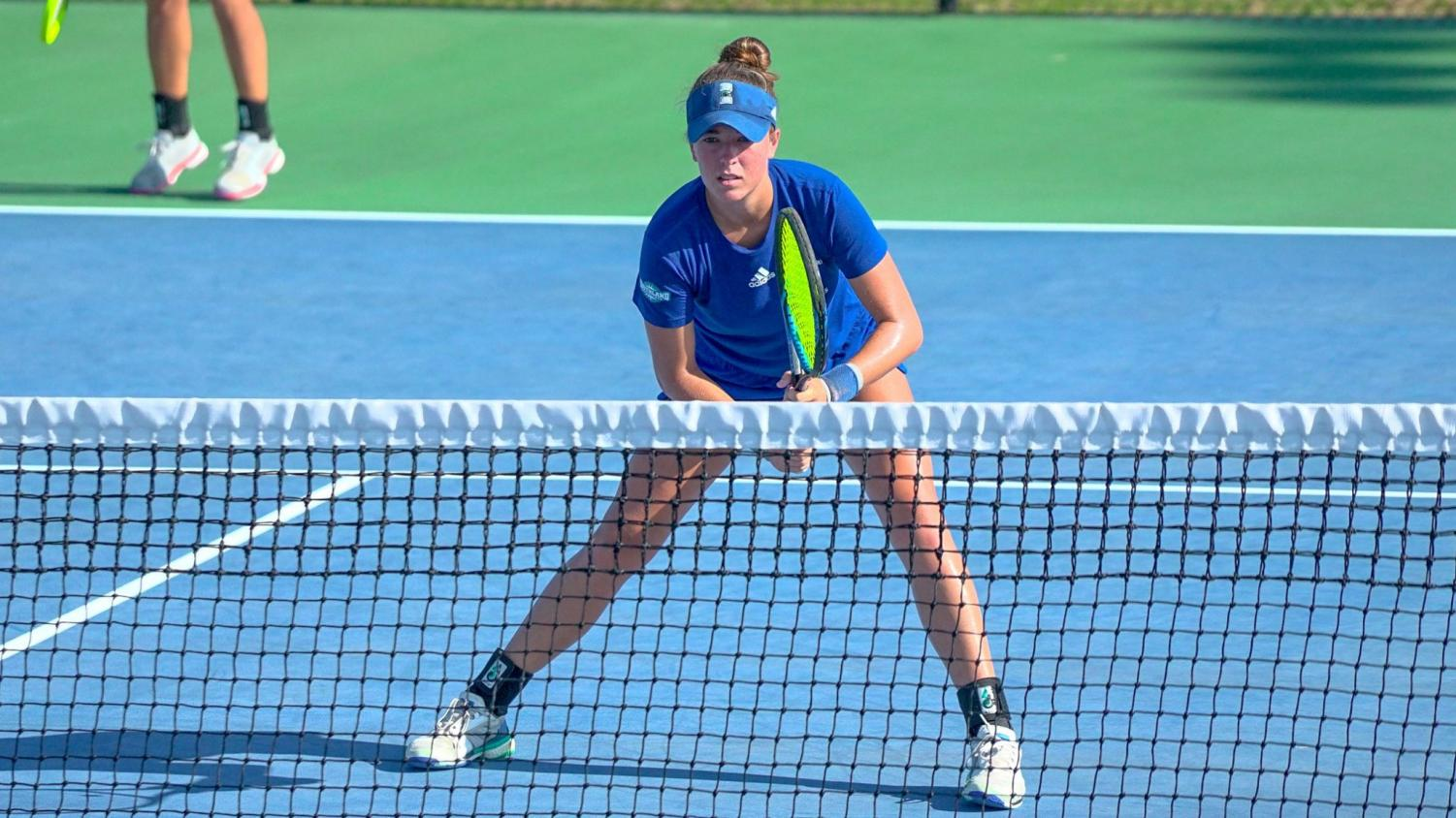 Image courtesy of Islander Athletics - TAMU-CC's women's tennis team competed well, sending them to the Rice Invitational in Sept. 27.