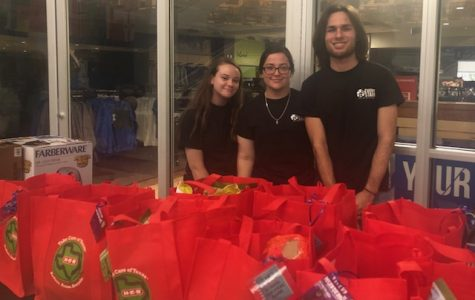 CAB hosts grocery bingo for students