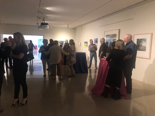Gabriella Ruiz/ISLAND WAVES - The community of Corpus Christi acknowledging each other about Sara Morgan.