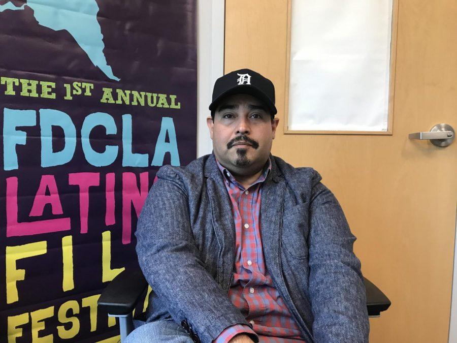 Matthew Tamez/ISLAND WAVES - Gabriel Duran is a filmmaker and professor at TAMU-CC.