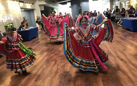 Photos courtesy of Matthew Tamez/ISLANDWAVES- Ballet Folklorico de Mexico put on two performances during the festival.