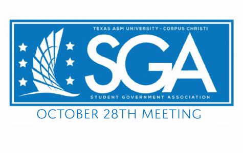 SGA meeting recap: 10/28