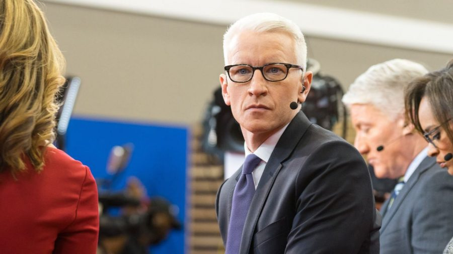 Photo courtesy of Yahoo Finance - Prompted by the No Notoriety Movement, Anderson Cooper swore off naming mass shooters in 2015, a move that has slowly become more commonplace within the journalism industry.