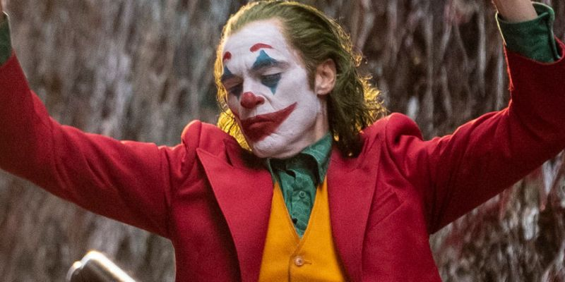 "Courtesy of Bron Studios/DC COMICS Joaquin Phoenix immerses himself as the ""Joker"" in DC Comics' most talked about film that has garnered both controversy and strong Oscar buzz."