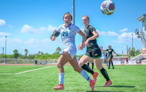TAMU-CC womens soccer takes down Southeastern Louisana