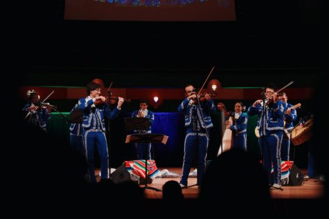 Mariachi de la Isla gives astounding performance at PAC