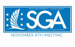 SGA senate meeting 11-04-19