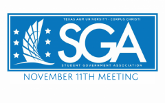 SGA senate meeting 11-11-19