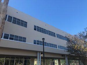 TAMU-CC University Center Wall Replacement