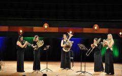 Seraph Brass brings angelic music to TAMU-CC