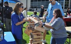 Campus organizations tell students what they're about at 2020 Org Fest