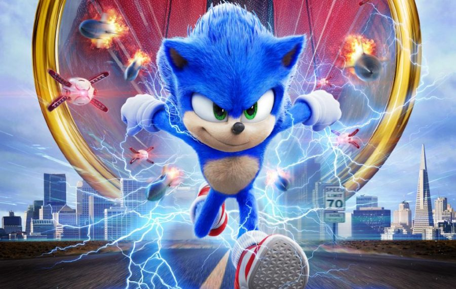 Sonic races back in 2020 with a new look.